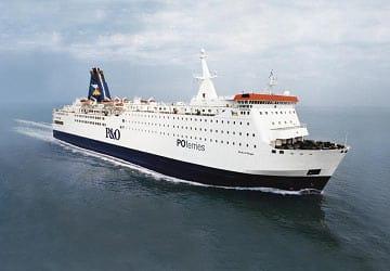 P&O Rotterdam Hull